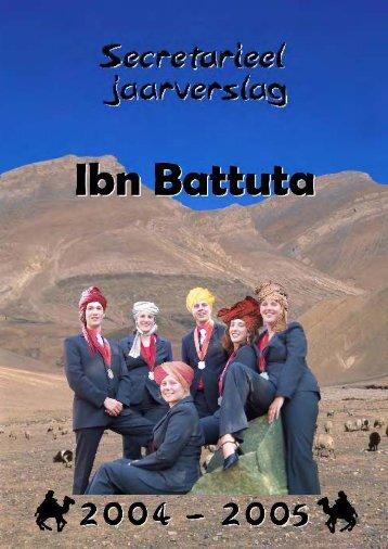 - 1 - Ibn Battuta