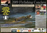 2009 Flyfishing Conclave - Peter Hayes Fly Fishing