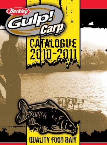 Halibut & Crab - Berkley Gulp Carp