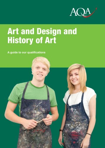 Art and Design and History of Art