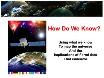 How Do We Know?