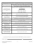 Certified Clinical Supervisor Application - Page 5