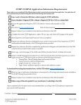 Certified Co-Occurring Disorders Professional Application - Page 5
