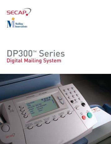 Secap DM300C/DM400C/DP300C/DP400C Brochure