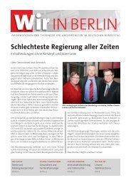 Schlechteste Regierung aller Zeiten - Carsten Schneider