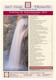 Preisliste PRIVAT Sat Nam 2012 ab 05.07.2012.qxd