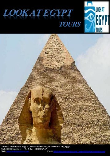Cheap Vacation to Egypt