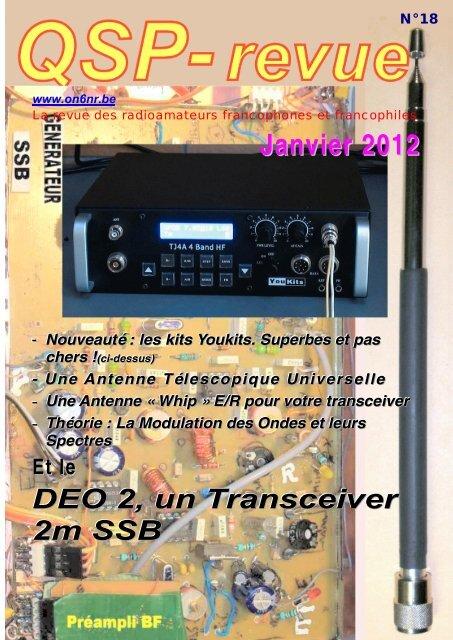 45cm Longueur 4 sections t/élescopiques Antenne pour AM FM Radio TV