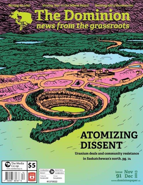 Atomizing Dissent