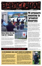 PR pressure mounting to 'privatize' Reserves