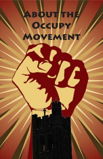 About the Occupy Movement