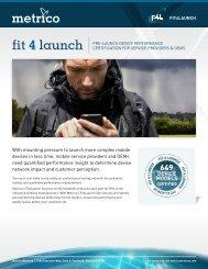 Fit4Launch Services