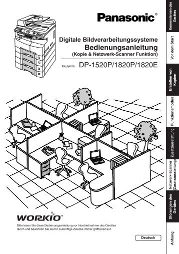 Datenblatt: DP-1820E