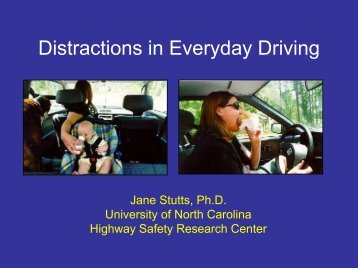 Distractions in Everyday Driving