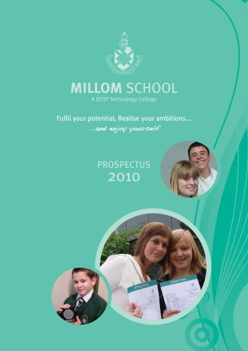 the school - Millom School