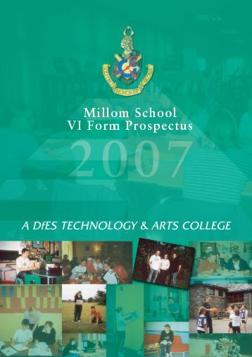 A DfES TECHNOLOGY & ARTS COLLEGE