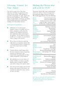 A DfES TECHNOLOGY & ARTS COLLEGE - Page 5