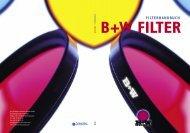 B+W Filterhandbuch - Schneider Kreuznach by Jos. Schneider ...