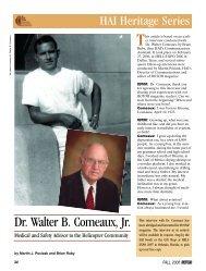 Dr Walter B Comeaux Jr