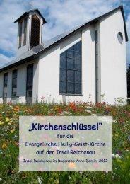 GKF_HeiligGeistKirche_2012.pdf - Heilig-Geist-Kirche Reichenau