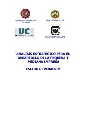 análisis estratégico para el desarrollo de la pequeña y ... - Inicio