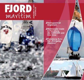 ausgabe 01 - Fjord maritim