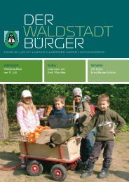 neues aus der Waldstadt - KA-News