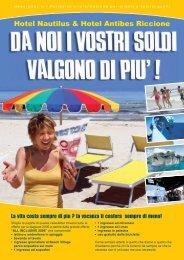 Hotel Nautilus & Hotel Antibes Riccione