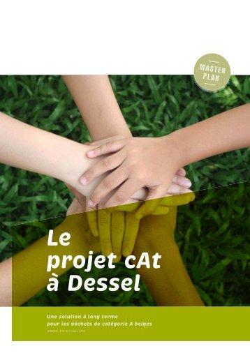 Le projet cAt à Dessel