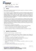 pour le groupe de tâches Acceptation - Page 2