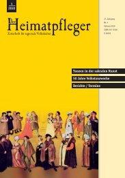 Tanzen in der sakralen Kunst 50 Jahre Volkstanzwoche Berichte / Termine