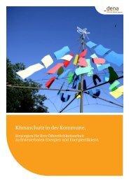 Klimaschutz in der Kommune: Strategien für - Energieeffiziente ...