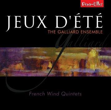 JEUX D'ÉTÉ - Deux-Elles