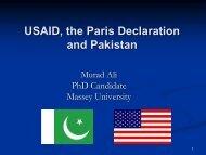 and Pakistan