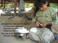 Harman, Andrea. Education, an Enabling Right.pdf - DevNet