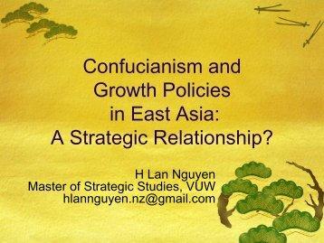 A Strategic Relationship?