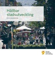 Hållbar stadsutveckling