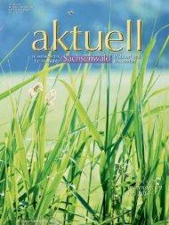 Sachsenwald aktuell - Kurt Viebranz Verlag