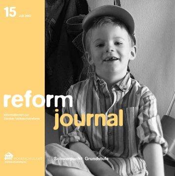reform journal