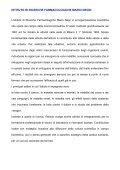 Istituto di Ricerche Farmacologiche Mario Negri Centro di Ricerche ... - Page 4