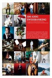 100 ANNI SwissBanking