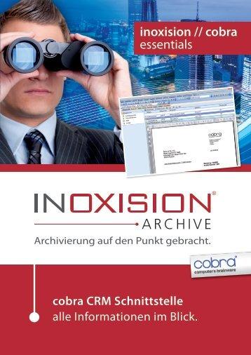 inoxision // cobra essentials