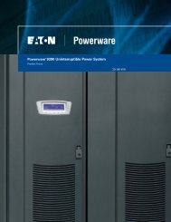 9390 Uninterruptible Power System