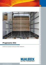 Progressive Kiln