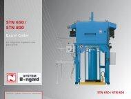 STN 650 / STN 800