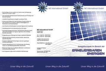 ErneuerbareN Energien