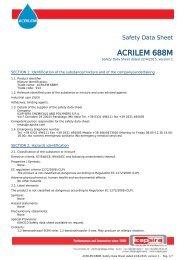 ACRILEM 688M