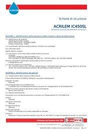 ACRILEM IC450SL