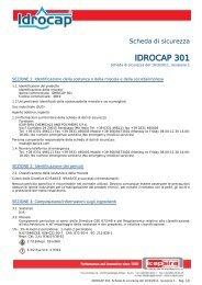 IDROCAP 301