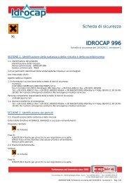 IDROCAP 996